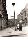 Buchholzer Straße, Berlin 1966, s/w-Fotografie