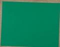 Kotzbrocken: grün, 2004, Öl auf Kunststoff, Edition, 28 x 35 cm