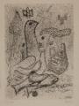 """Erde Wasser Luft (Blatt I), 1948, aus der Mappe """"Zehn Lithographien"""", Lithographie auf Papier, 29,6 x 40 cm"""