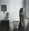 Mädchen a Procida, 1940, s/w-Fotografie, 40 x 40 cm