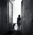 Silhouette, 1940, s/w-Fotografie, 40 x 40 cm