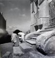 Treppen, 1940, s/w-Fotografie, 40 x 40 cm