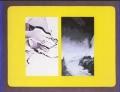 Fotos, 1968, Mischtechnik auf Nessel, 85 x 110 cm