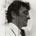 Jochen Gerz, 38. Bienniale Venice, 1976, hand impression on baryta paper, 25 x 25 cm