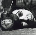 Maina-Miriam Munsky, 1977/2013, späterer Handabzug, Barytpapier, 25 x 25 cm