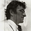Jochen Gerz, 38. Biennale Venedig, 1976, Handabzug auf Barytpapier, 25 x 25 cm