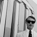 Roy Lichtenstein, 33. Biennale Venedig, 1966, Handabzug auf Barytpapier, 25 x 25 cm
