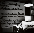 Ben Vautier, documenta 5, 1972, Handabzug auf Barytpapier, 25 x 25 cm
