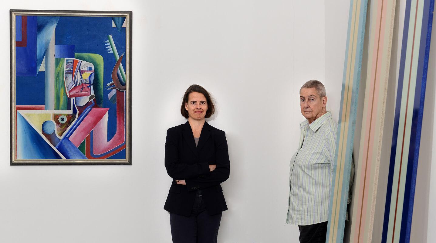 Nana Poll und Eva Poll, Foto: Mike Wolff