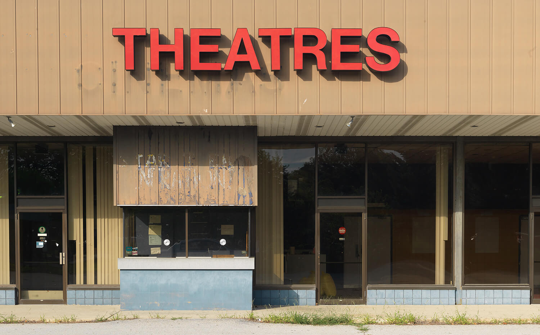 Richard Thieler, Theatres, Concord, USA,2011, C-Print, Auflage: 3, 30 x 40 cm