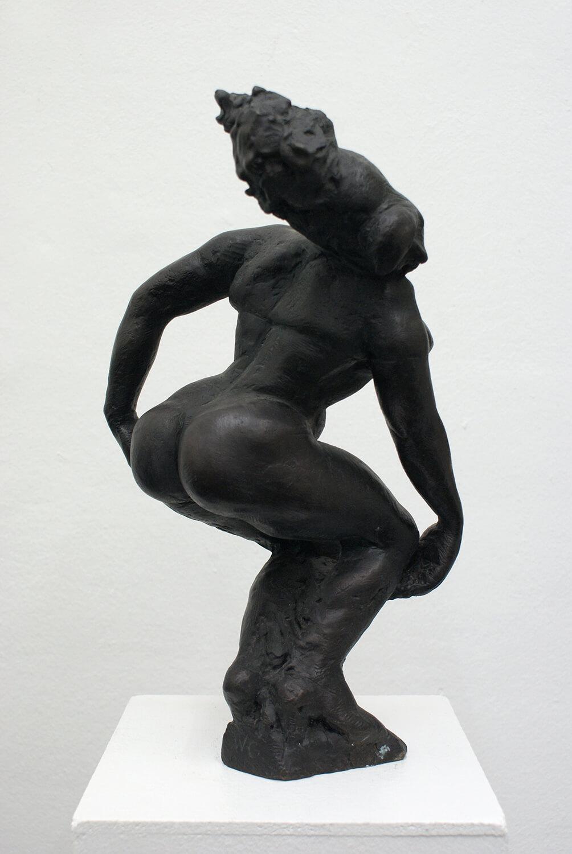 Waldemar Grzimek, Tänzerin I, 1967, Bronze, Höhe 40 cm
